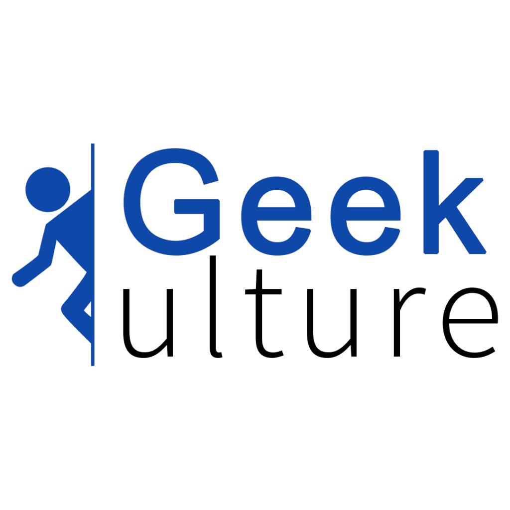 Logo Geekulture - Version carrée