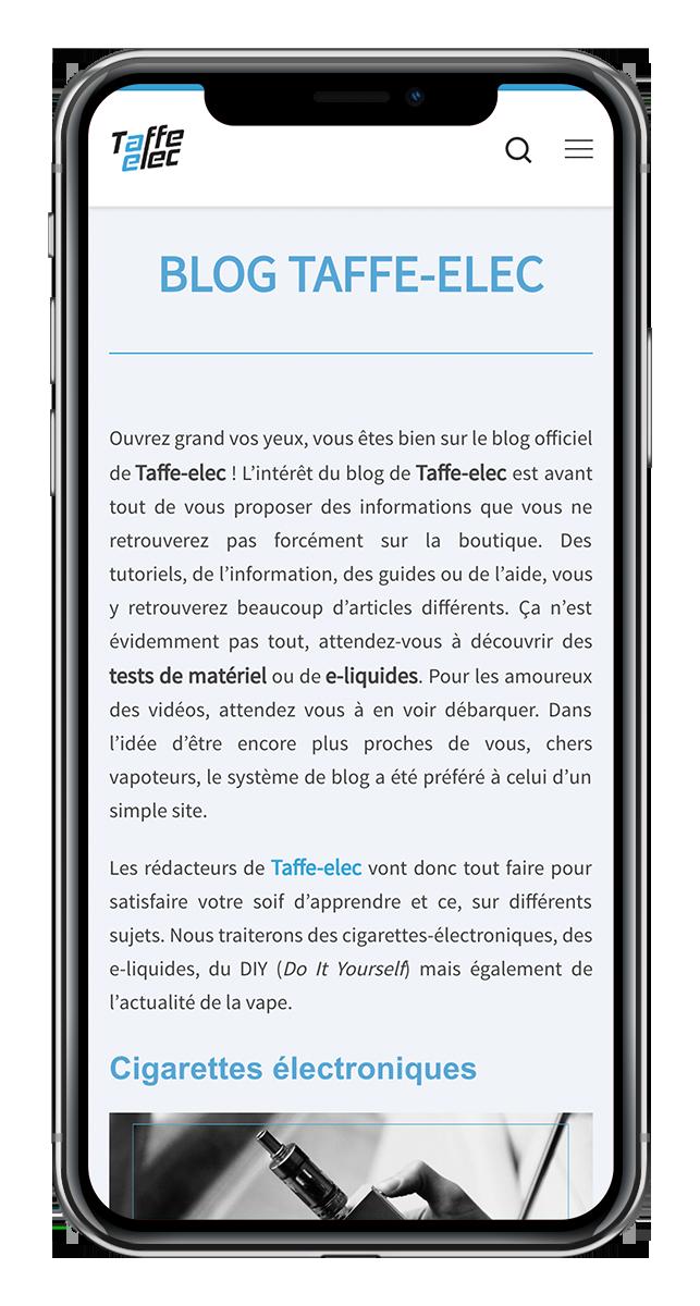 Blog taffe elec responsive