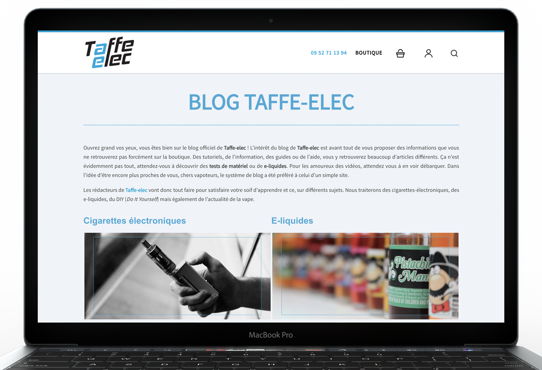 Blog Taffe-elec Web